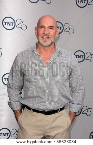 Mitch Pileggi at the TNT 25th Anniversary Party, Beverly Hilton Hotel, Beverly Hills, CA 07-24-13