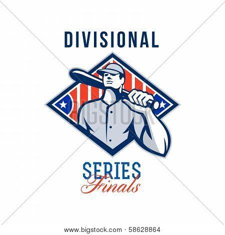 Baseball Divisional Series Finals Retro