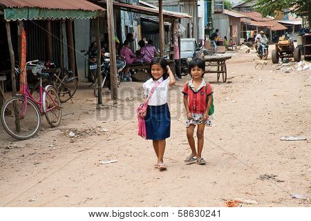 The Cambodian Life