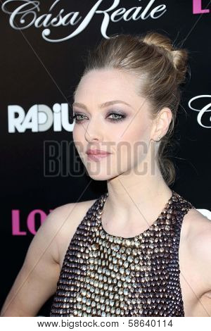 Amanda Seyfried at the