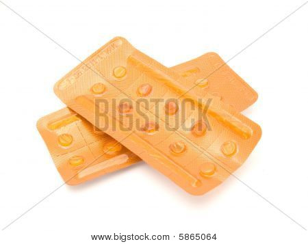 Pharmaceutical Blister Package