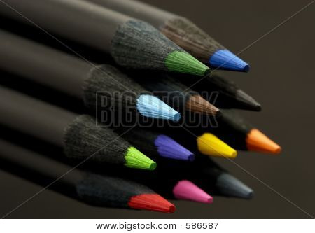 Photo of Color Pencils poster