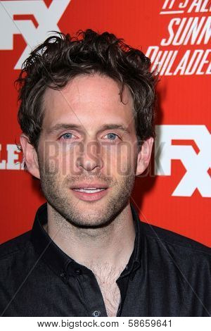 Glenn Howerton at the FXX Network Launch Party and