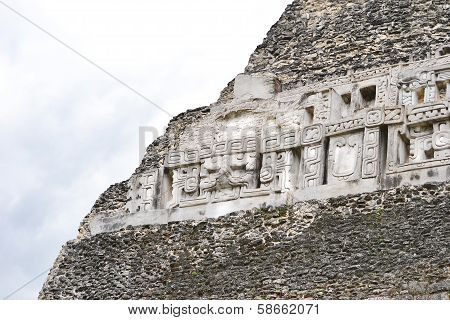 Ancient Ruin Detail
