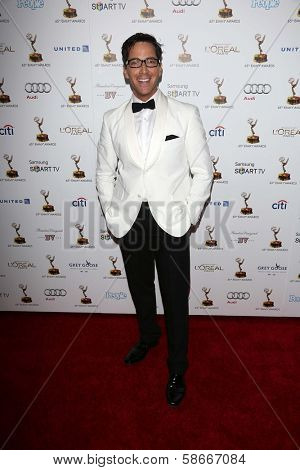 Dan Bucatinsky at the 65th Annual Emmy Awards Performers Nominee Reception, Pacific Design Center, West Hollywood, CA 09-20-13