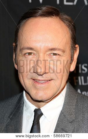 Kevin Spacey at the BAFTA Los Angeles TV Tea 2013, SLS Hotel, Beverly Hills, CA 09-21-13