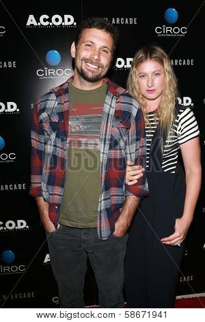 Jeremy Sisto and Addie Lane  at the