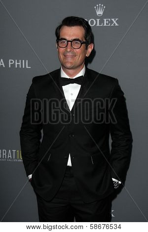 Ty Burrell at the Walt Disney Concert Hall 10th Anniversary Celebration, Walt Disney Concert Hall, Los Angeles, CA 09-30-13