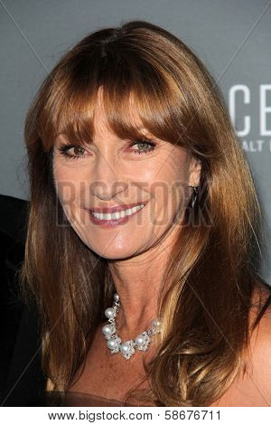 Jane Seymour at the Walt Disney Concert Hall 10th Anniversary Celebration, Walt Disney Concert Hall, Los Angeles, CA 09-30-13
