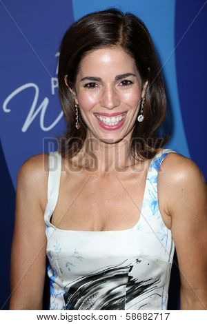 Ana Ortiz at Variety's 5th Annual Power of Women, Beverly Wilshire, Beverly Hills, CA 10-04-13