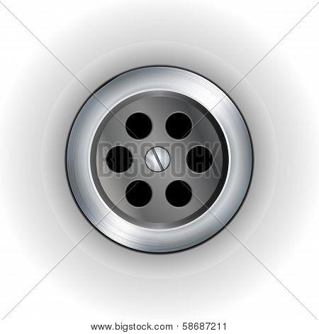 Plug Hole Background