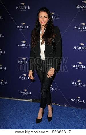Shiva Rose at the Launch Celebration for Martell Caractere Cognac, Paramour Mansion, Los Angeles, CA 10-10-13