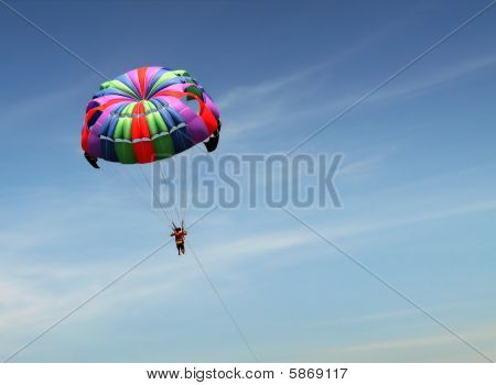 Parasailing In Asia