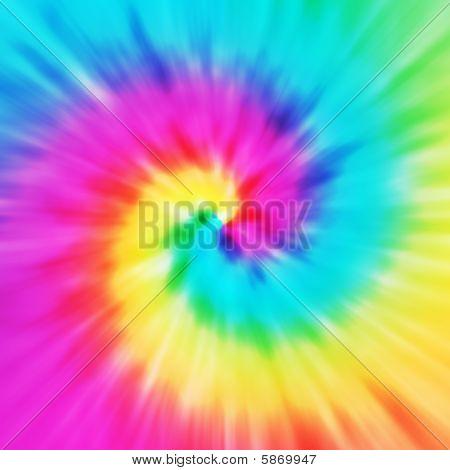Tie-Dye espiral