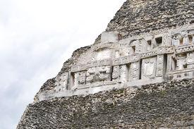 Ancient Ruin Detail