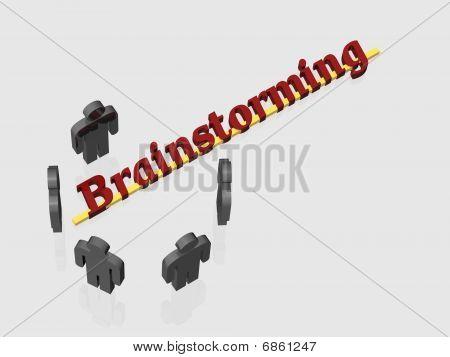 Brainstorming - 3D