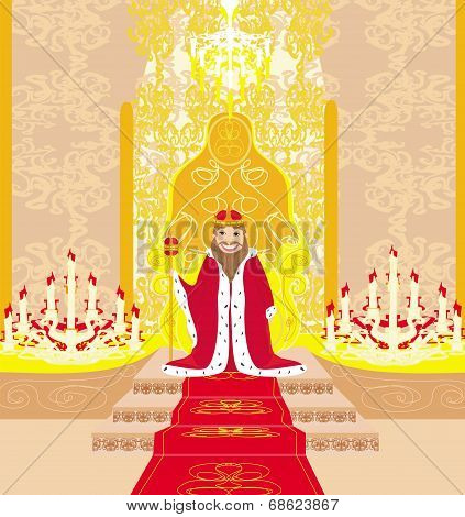 King In Chamber