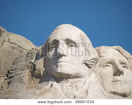 George Washington Mount Rushmore