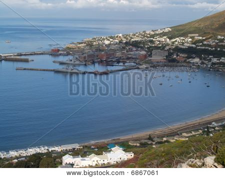 Simonstown naval base, South Africa.