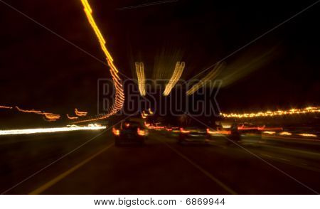 Speed Limit (blurry)