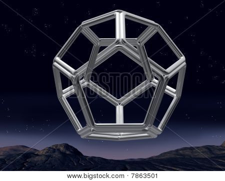 Impossible Dodecahedron