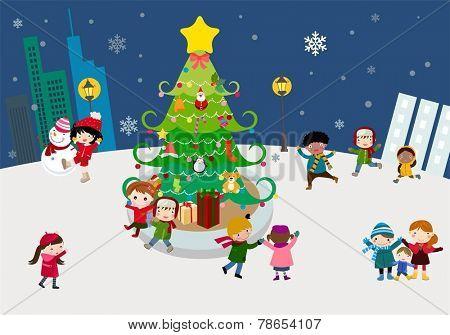 People and Christmas