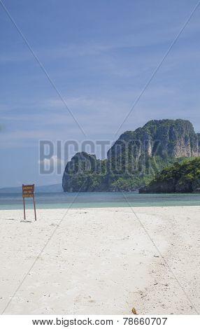 Beach In Thailand