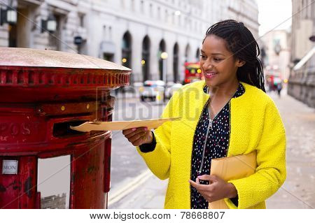 posting letter