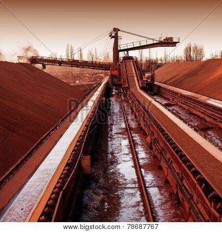 Mining Production