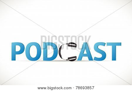 Podcast Illustration