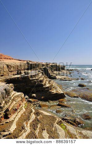 Coast of Pt. Loma