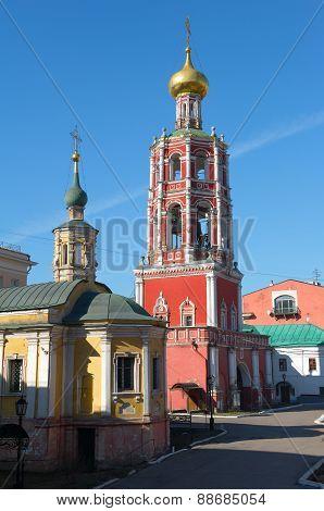 High-Petrovsky male monastery