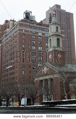 Church In Park Ave NYC