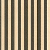 Black and tan striped vintage paper for backgrounds poster