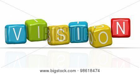 Vision Color Buzzword