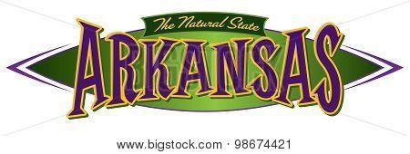 Arkansas The Natural State