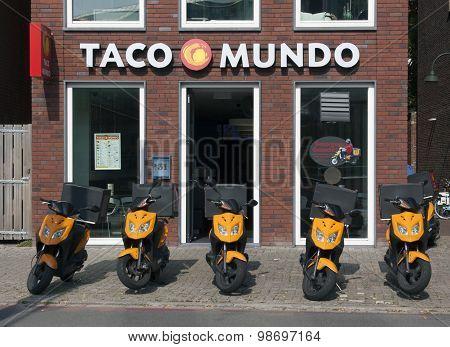 Taco Mundo Store