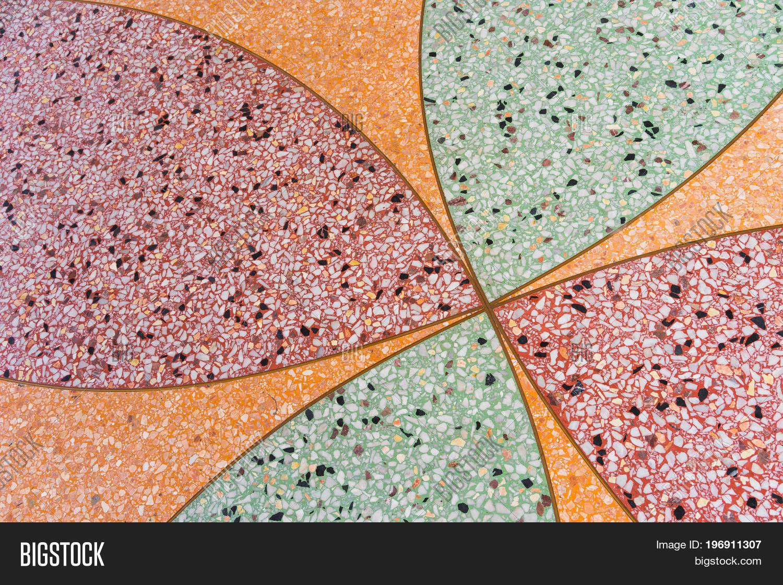 Terrazzo Floor Image & Photo (Free Trial) | Bigstock