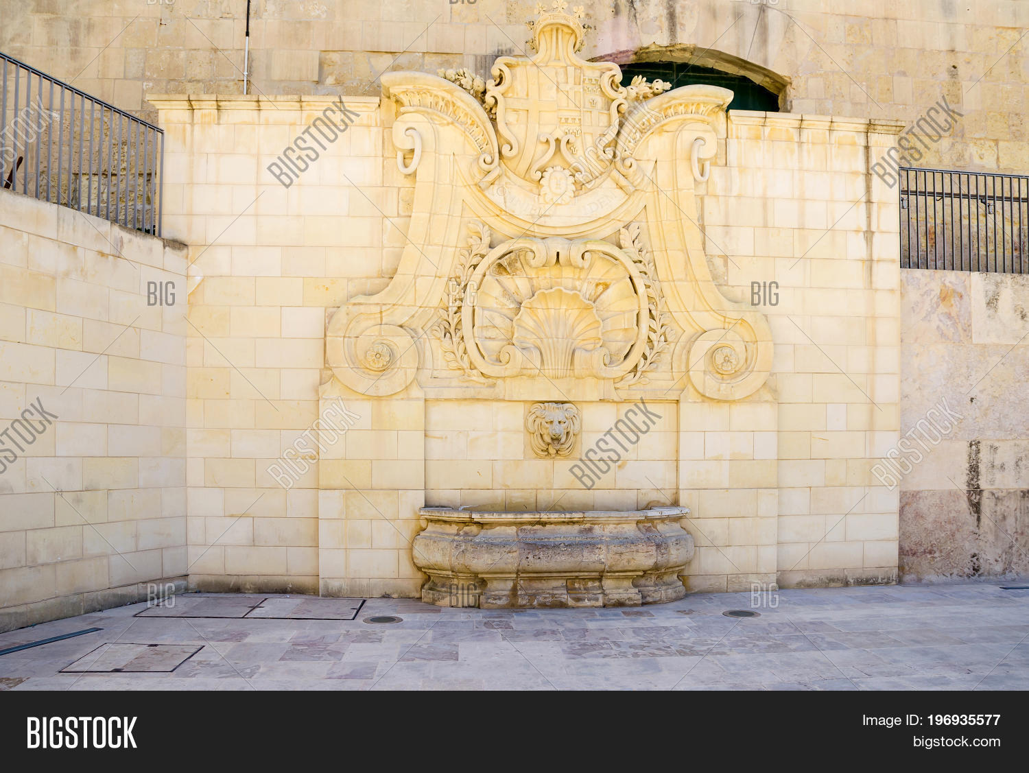Baroque Water Well Image & Photo (Free Trial) | Bigstock