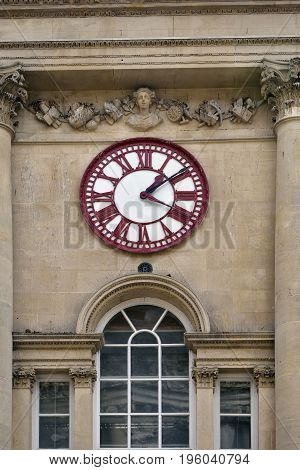 Corn Exchange Clock, Bristol