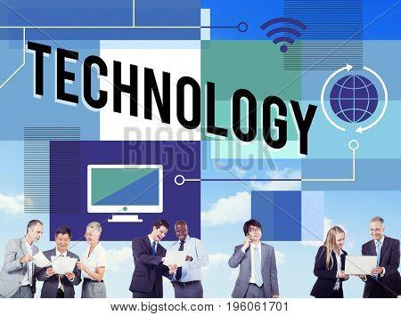 Technology Evolution Innovation Internet Digital