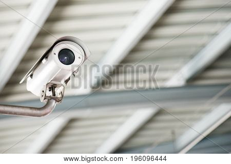 Security CCTV camera or surveillance system.CCTV camera surveillance camera video surveillance camera