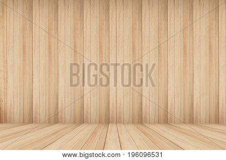Wooden panel texture backdrop for business presentation