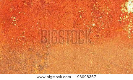 Close up old rustic metal texture background