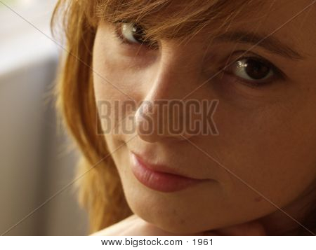 Michelle Closeup