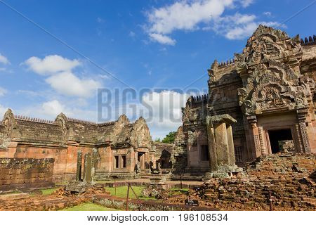 Prasat Phanom Rung Thailand's major stone castle