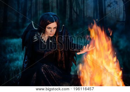 Dark Witch Conjures