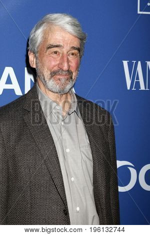 LOS ANGELES - July 17:  Sam Waterston at the Oceana And The Walden Woods Project Present: Rock Under The Stars With Don Henley And Friends at the Private Residence on July 17, 2017 in Los Angeles, CA