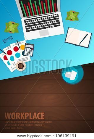 Workplace Office, Co-working Centre, University Campus, Modern Workplace.