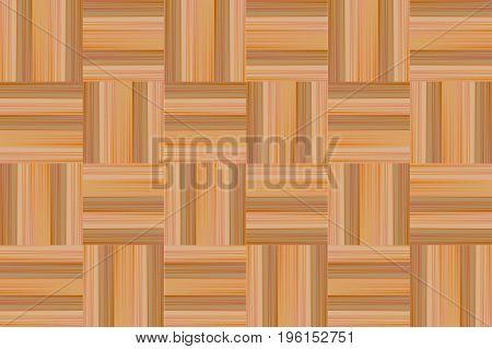 Wooden parquet texture. Seamless pattern. Vector illustration